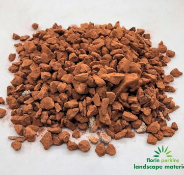 Recycled Crushed Brick 3/8""